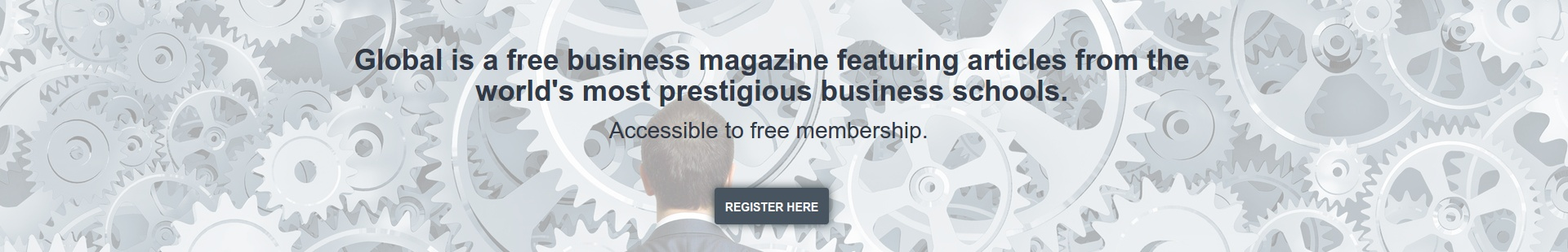 register for global free business magazine